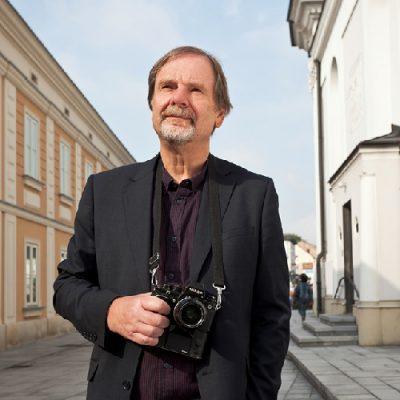 Chris Niedenthal gościem 5 edycji Przeźrocza Festiwal Filmowy!